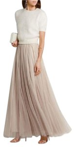 Needle & Thread Maxi Skirt Blush