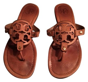 Tory Burch Miller Miller Tan Sandals