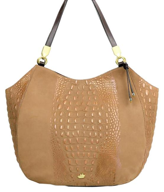 Item - Wilmington Thelma M295-28 B67 Gold Leather Tote