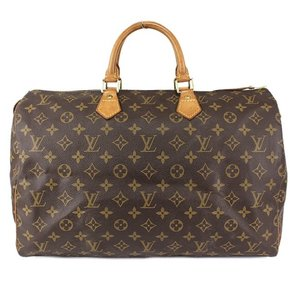 Louis Vuitton Speedy Speedy 40 Neverfull Saumur Delightful Tote in Monogram