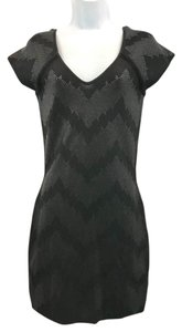 A|X Armani Exchange Black Dress