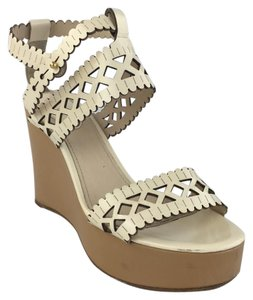 b7176bfcf49c White Chloé Wedges - Up to 90% off at Tradesy