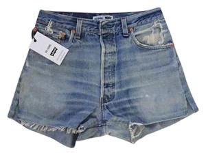 RE/DONE Cut Off Shorts