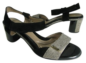 BeautiFeel black/ white Sandals