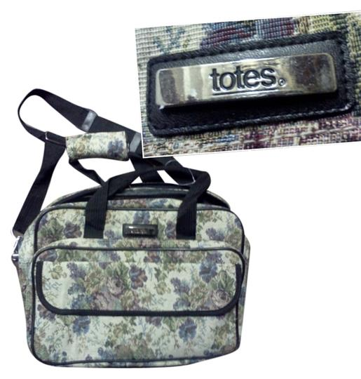 Tote's Floral Travel Bag