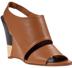 Chlo Camel/Tan Wedges