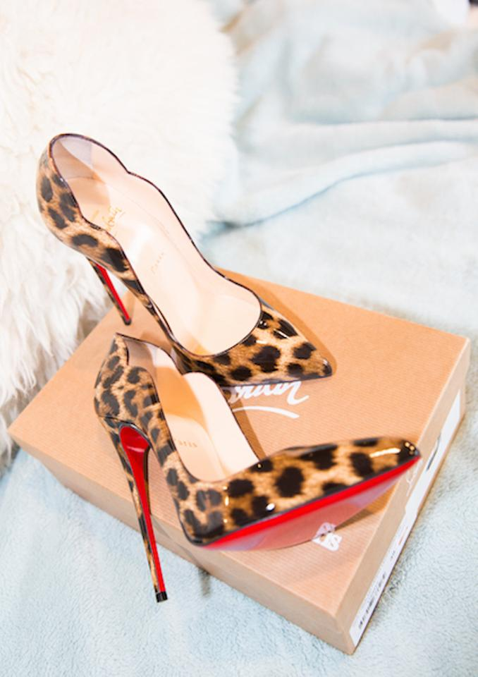 0c5d6ddc2177 Christian Louboutin Hot Chick Hot Chick 130mm So Kate Leopard Pumps Image  6. 1234567