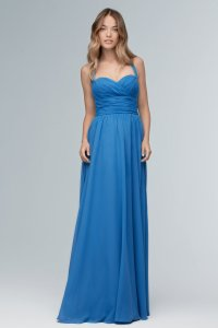 Wtoo Blueaster Watters Watters 103 Modest Bridesmaid/Mob Dress Size 12 (L)