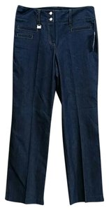 Larry Levine Trouser/Wide Leg Jeans