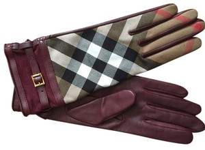 Burberry Burberry housecheck gloves