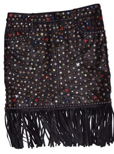 Jeremy Scott Skirt black