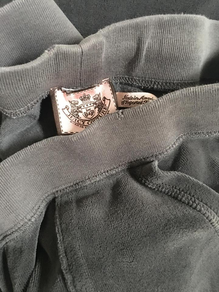 6a96bfffc2 Juicy Couture Gray Sweatsuit  Small Pants and Large Tracksuit Jacket ...