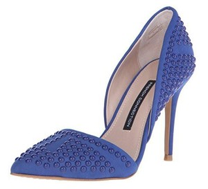 French Connection Blue Pumps