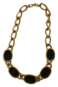 MONET Nautical Preppy Gold Necklace