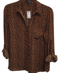 The Limited Top Leopard Print