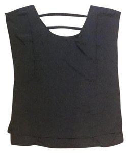 American Eagle Outfitters Top charcoal gray