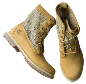 Timberland Open Weave wheat Boots