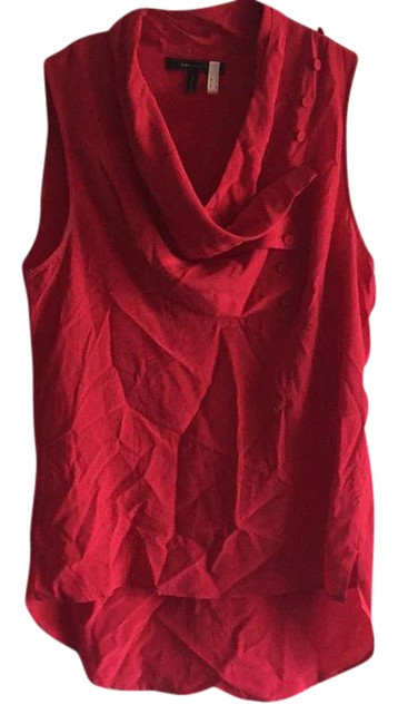 Item - Pink Red Tunic Size 8 (M)