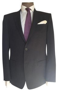 Versace Versace Collection Suit from Saks 5fth Ave Size 36 Regular (Navy Blue)