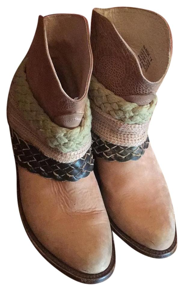 WOMENS FreeBird Tan/Camel Mezcal Boots/Booties resistance Strong heat and heat resistance Boots/Booties 0e3365
