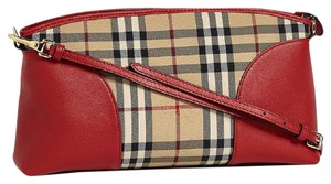 Red Burberry Cross Body Bags - Up to 90% off at Tradesy 69870745aa5b7