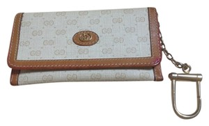 110269588aaa Gucci Authentic Vintage Monogram GG Signature Key and Coin Purse