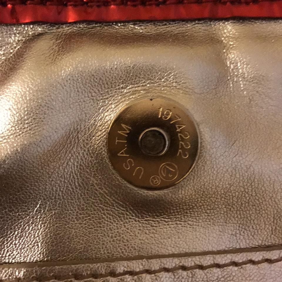 0e405d44b306 Michael Kors Tote in red Image 11. 123456789101112
