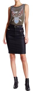 7 For All Mankind Skirt Black