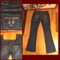 Seven7 Boot Cut Jeans-Medium Wash Image 3
