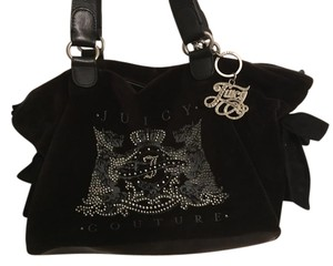 Juicy Couture Velvour Shoulder Bag