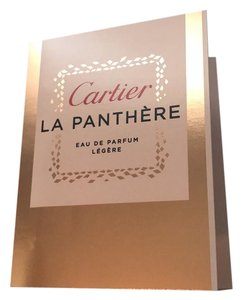 Cartier fragrance la panthere