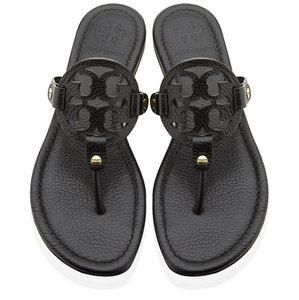773ac467aae Black Tory Burch Sandals - Up to 90% off at Tradesy