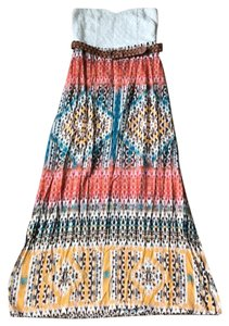 multi Maxi Dress by Maurices