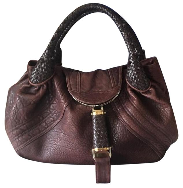 Item - Spy Burgundy Lambskin Leather Hobo Bag