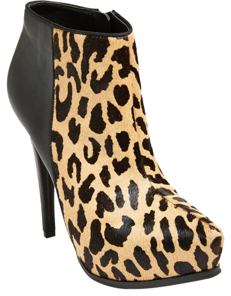 015a3efba41860 Circus by Sam Edelman Leopard Jacey Calf Hair and Leather Platform ...