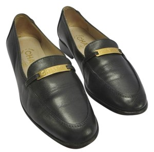 Chanel Loafers Classic Loafers Black Flats