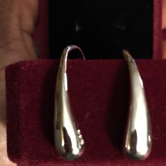 Queen Esther Etc 925 Sterling Silver Tulip Earrings Image 2
