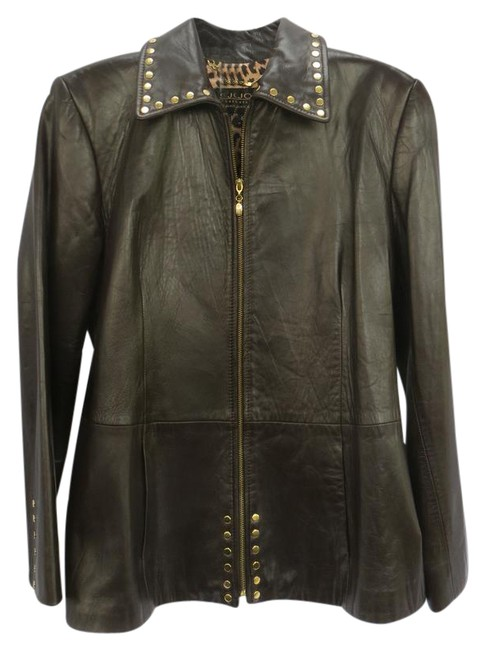 Preload https://img-static.tradesy.com/item/21461238/st-john-brown-new-with-tags-coat-collection-jacket-size-12-l-0-1-650-650.jpg