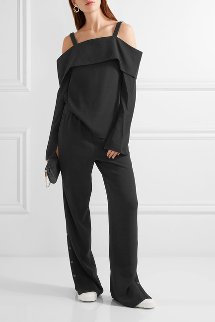 Tibi Helmut Lang Elizabeth And James Rag & Bone Iro Alexander Wang Top Black Image 8