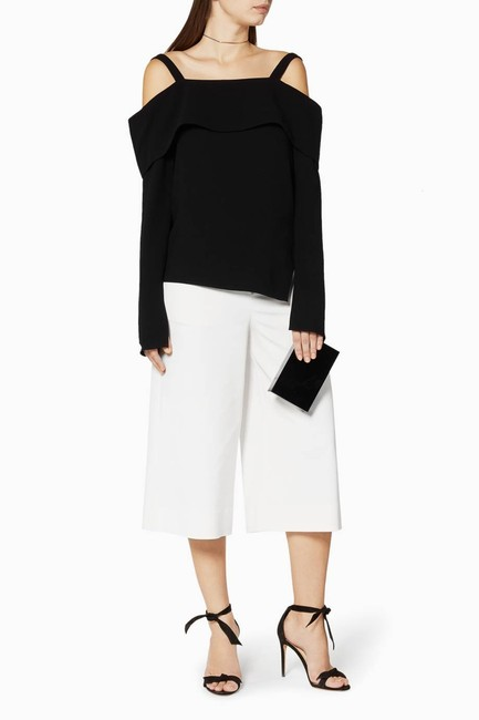 Tibi Helmut Lang Elizabeth And James Rag & Bone Iro Alexander Wang Top Black Image 9