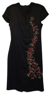 Collette Dinnigan short dress black on Tradesy
