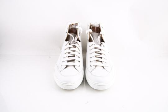 Bally White * Oldani Hedern Sneakers Shoes Image 1