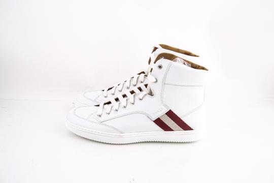 Bally White * Oldani Hedern Sneakers Shoes Image 2
