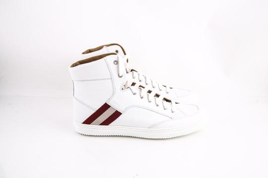Bally White * Oldani Hedern Sneakers Shoes Image 3