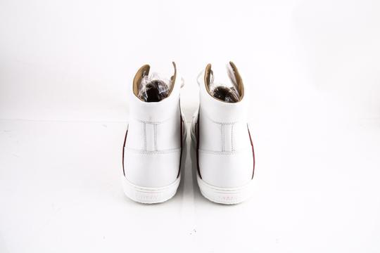 Bally White * Oldani Hedern Sneakers Shoes Image 4