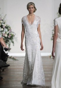 Jenny packham off white beaded and silk azalea vintage wedding dress jenny packham off white beaded and silk azalea vintage wedding dress size 4 s junglespirit Image collections