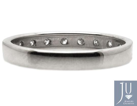 Jewelry Unlimited One Row Baguette Genuine Diamond Wedding Ring Band 0.25 ct 3mm Image 1