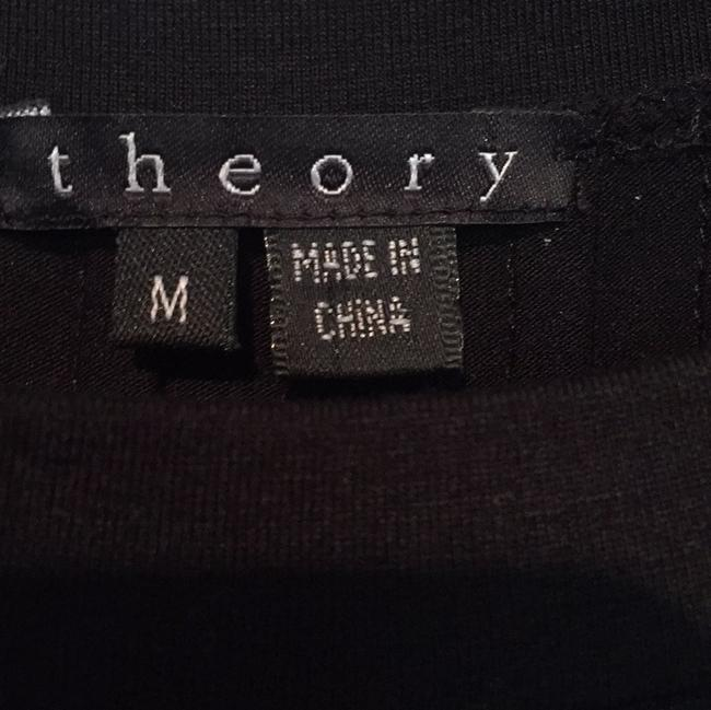 Theory Top black Image 6