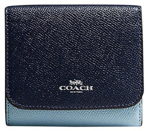 Coach Trifold Compact Wallet
