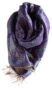 made in India Scarf 100% Silk.